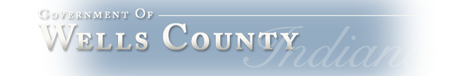 wells county logo